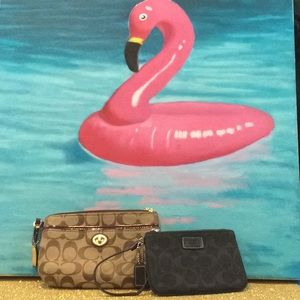 COACH WRISTLET DUO (2 pictured,1 low price)